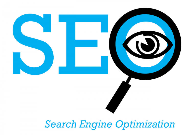 Search Engine Optimization word graphic