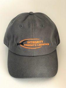 Cotton twill cap for Integrity Freight